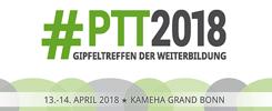 PTT 2018 @ Kameha Grand  | Bonn | Nordrhein-Westfalen | Deutschland