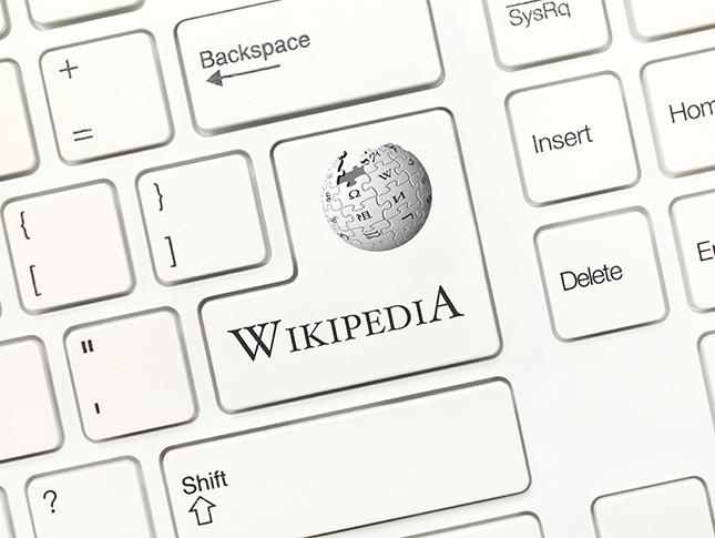 Wie bekommen ich einen Wikipedia-Eintrag?